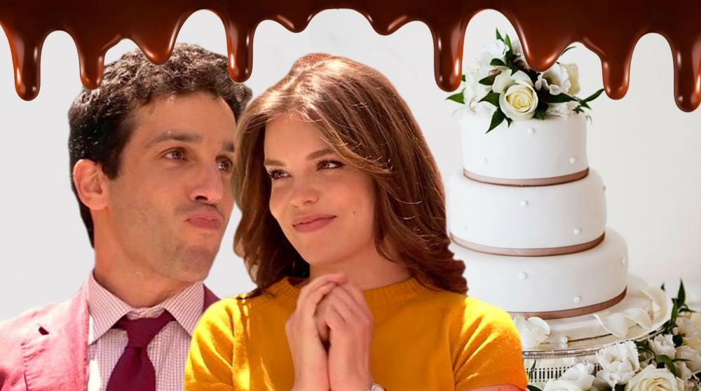 Las deliciosas tartas que endulzarían la boda de María e Ignacio en 'Amar es para siempre'