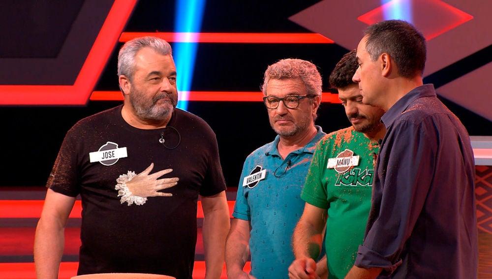 'Los Lobos', decepcionados, se quedan a dos preguntas del bote de 3.080.000€