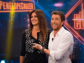 Penélope Cruz, primera invitada de la nueva temporada de 'El Hormiguero 3.0'