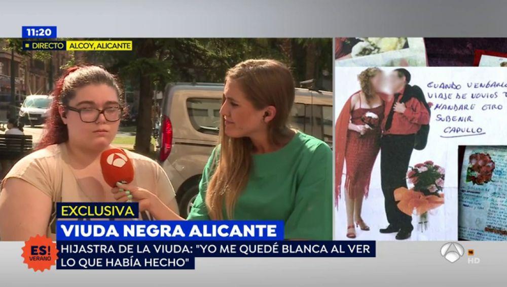 """La 'viuda negra' de Alicante maltrató a su hijastra de 4 años: """"Me pinchaba con agujas hasta hacerme sangrar"""""""