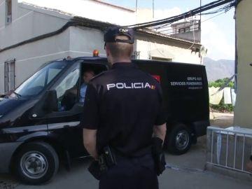 Una mujer de 60 años, asesinada por su pareja en Orihuela (Alicante)