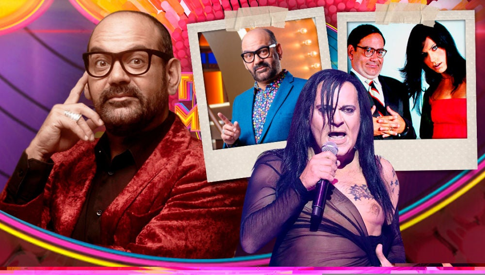 La larga trayectoria televisiva de José Corbacho, concursante de la nueva temporada de 'Tu cara me suena'