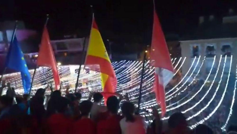 El pregón da inicio a las fiestas patronales de San Sebastián de los Reyes 2018
