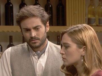 Saúl y Julieta un paso más cerca de descubrir todo lo que trama Fernando