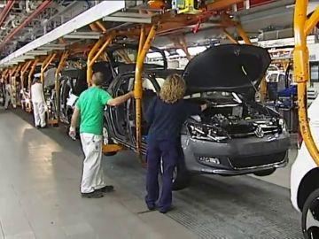 La fábrica de Volkswagen en Navarra cerrará durante 8 días