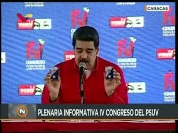 """El Gobierno de Venezuela venderá """"lingoticos"""" para hacer frente a la hiperinflación que sufre el país"""