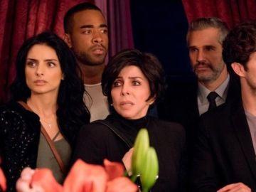 Los protagonistas de 'La casa de las flores'