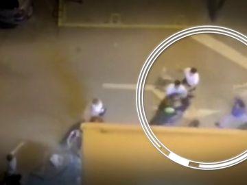 Varios heridos, entre ellos un policía, en una pelea en Mollerussa (Lleida)