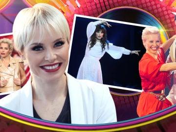 El gran recorrido por televisión de Soraya Arnelas se completa con 'Tu cara me suena'