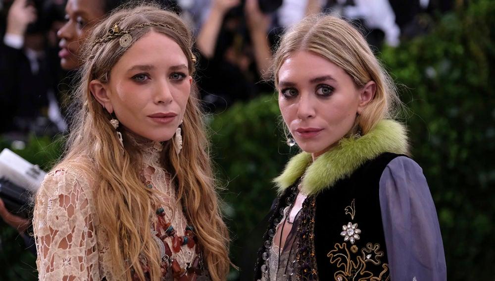 Las gemelas Olsen, Mary Kate y Ashley