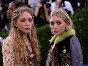 Las gemelas Olsen, Mary Kate y Ashley
