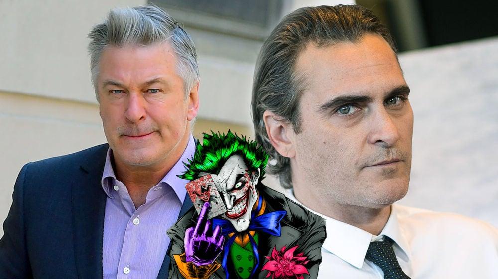 Alec Baldwin se une al Joker de Joaquin Phoenix