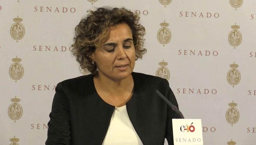 El PP pide el cese de la ministra de Justicia por el caso Llarena y la reprobará en el Senado