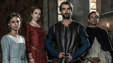 'La catedral del mar', el éxito de Antena 3