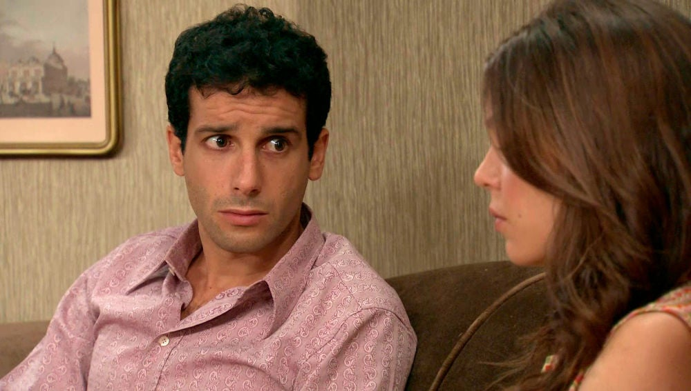 Ignacio hundido por no haber sabido satisfacer sexualmente a María