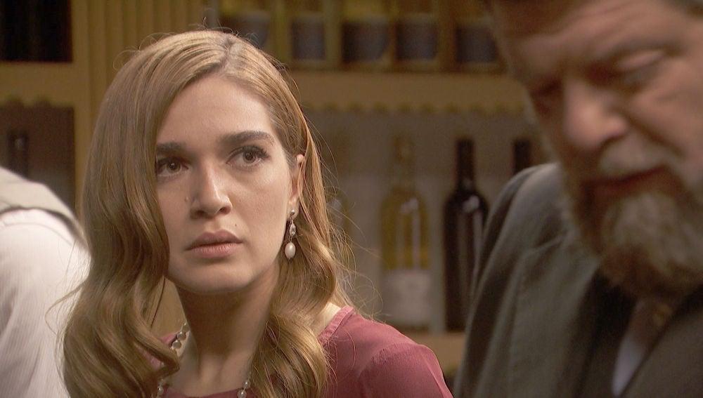 Julieta da con la última pista para desenmascarar a Fernando