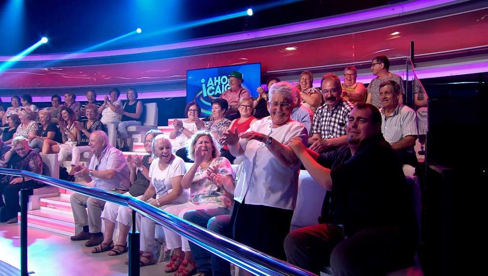 A Arturo Valls y a Ferrán se les ha descontrolado el público