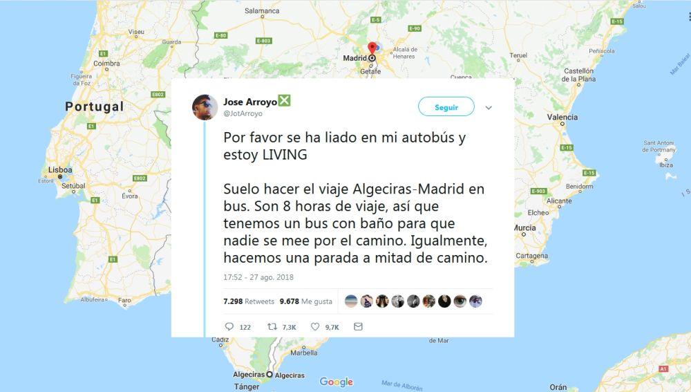 Hilo de José Arroyo