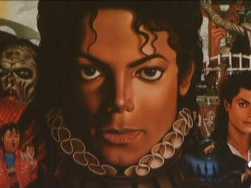 ¿Un imitador interpretó las canciones de uno de los discos póstumos de Michael Jackson?