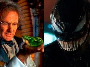 'Flubber' y 'Venom'