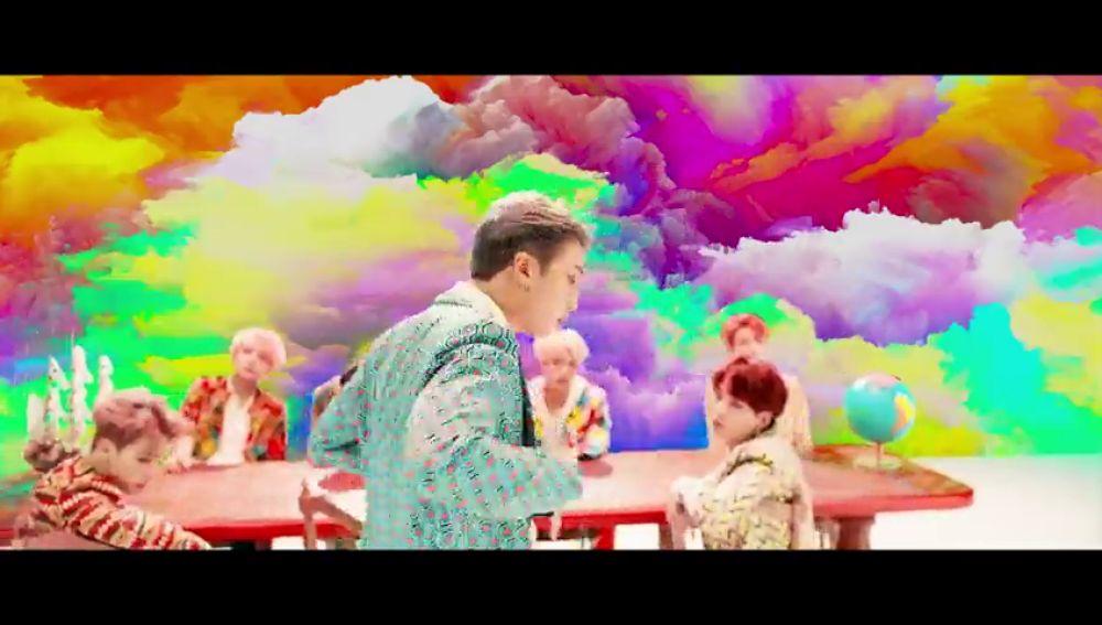 El grupo de Pop coreano, BTS, bate todo los récords en Youtube con más de 100 millones de visualizaciones en solo cinco días