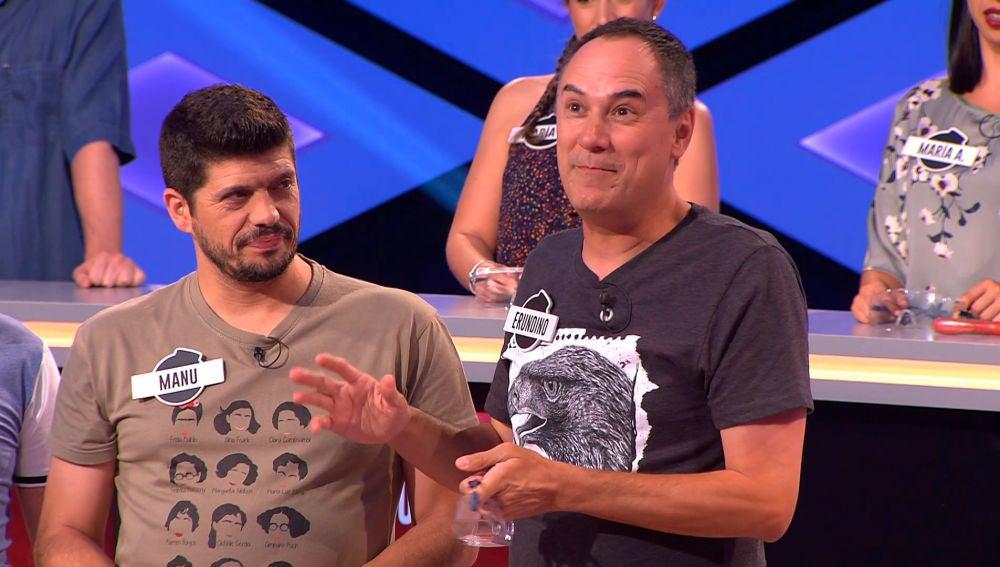 """Erundino cuenta un accidente por hacer las cosas """"a la aragonesa"""""""