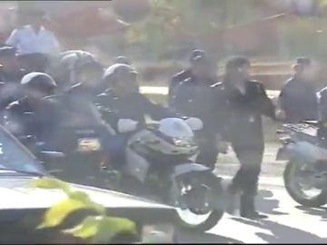 Policía Nacional sube un vídeo inédito de Michael Jackson