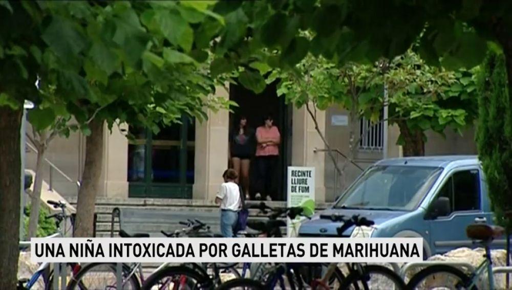 Una niña de un año y su  madre, intoxicadas tras ingerir galletas de marihuana