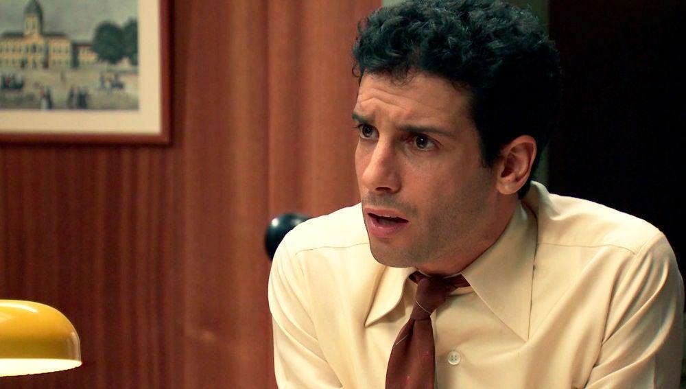 Ignacio acude a Quintero para mejorar su vida sexual con María