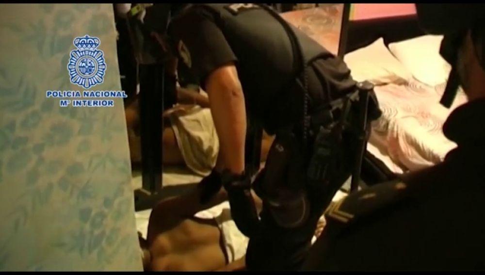Seis detenidos en Palma de Mallorca en una operación contra el 'menudeo' de droga