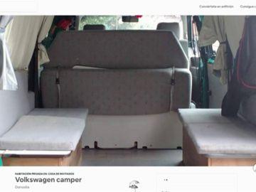 Alquilar una furgoneta para pasar la noche en ella ya es posible por 30 euros