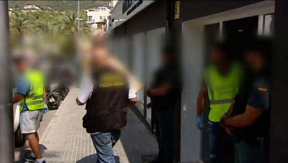 La Guardia Civil desarrolla una operación contra un grupo de empresas por una presunta estafa inmobiliaria