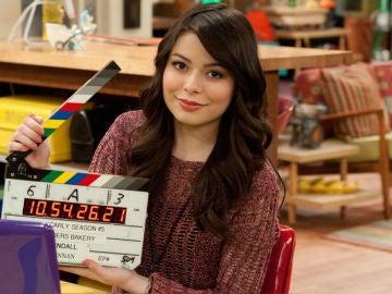 Miranda Cosgrove protagonizó 'iCarly'