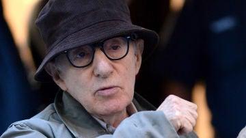 El director de cine Woody Allen