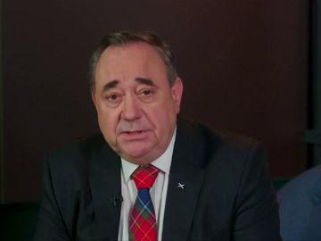 El ex ministro principal de Escocia, Alex Salmond, acusado de agresión sexual