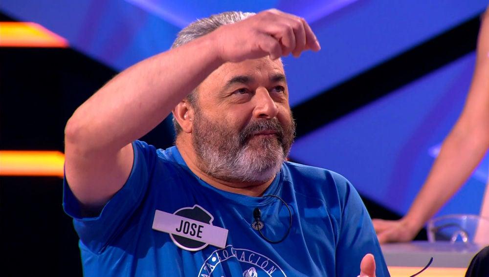 Jose asombra a Juanra Bonet con su truco para hacer huevos a la trufa