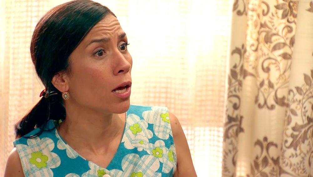 Manolita, decepcionada con María al acostarse con Ignacio antes del matrimonio