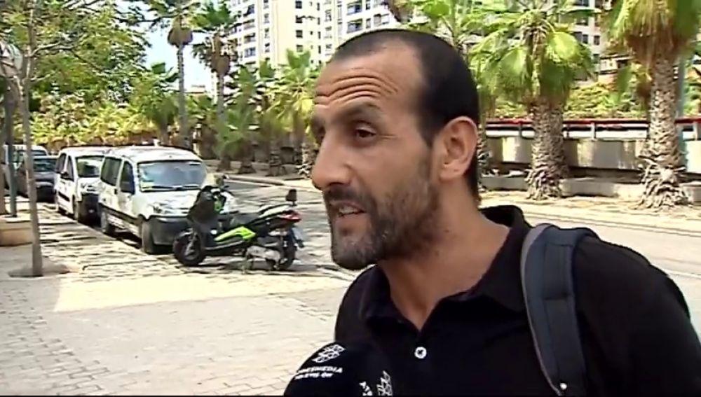 Un sintecho retiene a un ladrón que robó a una mujer embarazada en Alicante