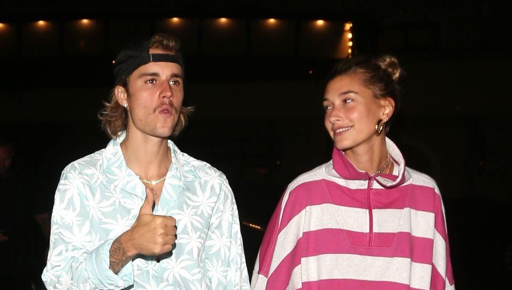 Justin Bieber y Hailey Baldwin son inseparables