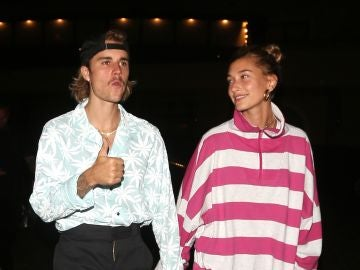 Justin Bieber y Hailey Baldwin son inseparables