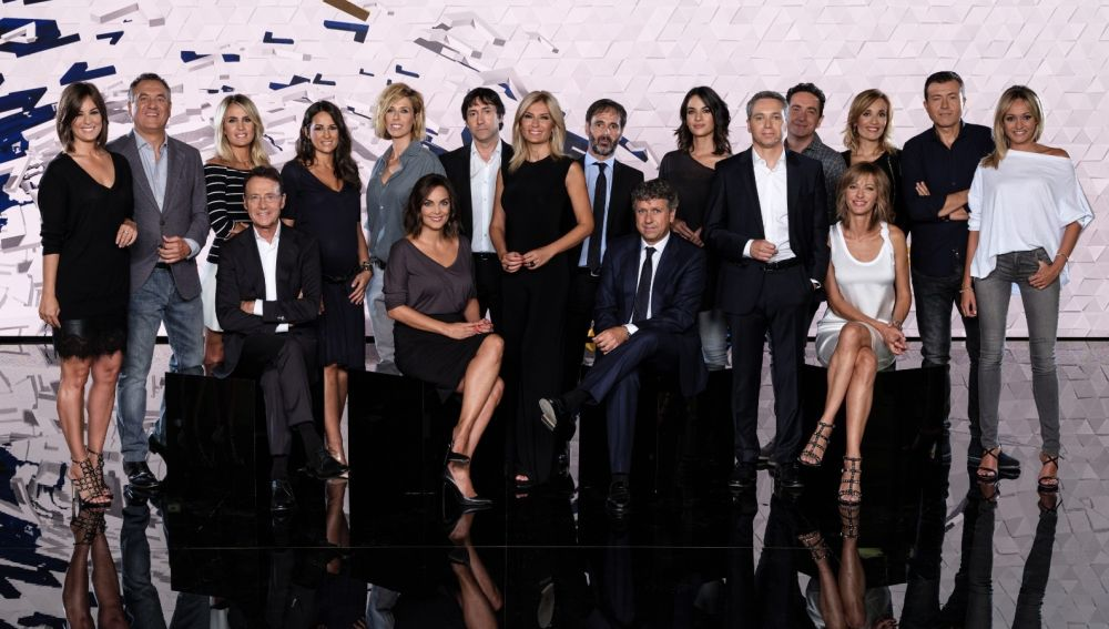 Temporada 2018-2019 de  Antena 3 Noticias