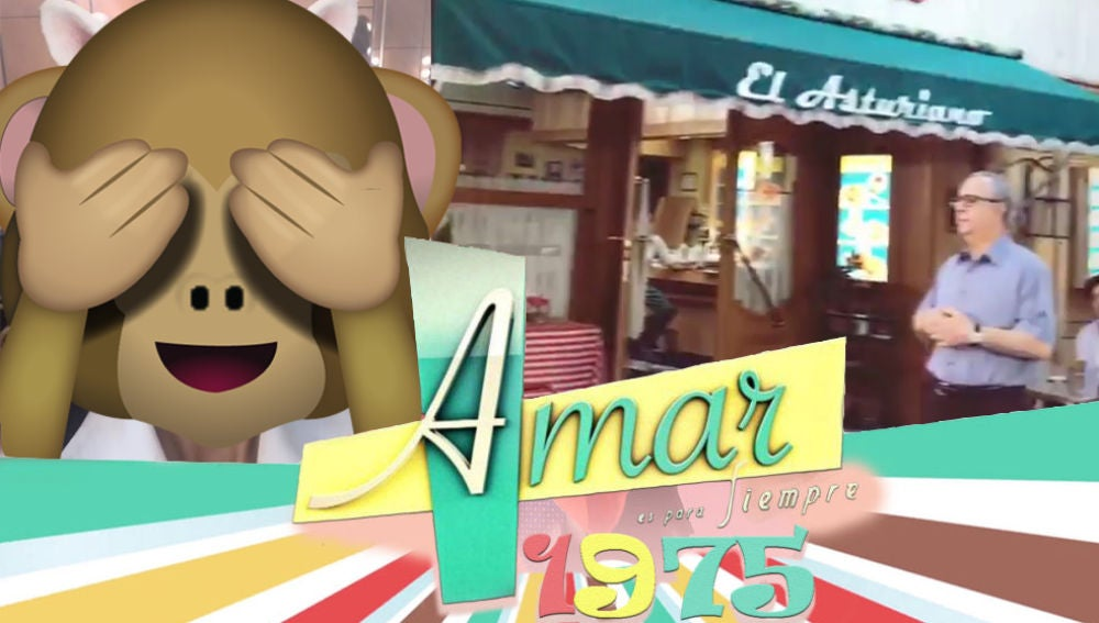 Los nuevos decorados y la primera aparición de María Castro caracterizada para la nueva temporada de 'Amar'