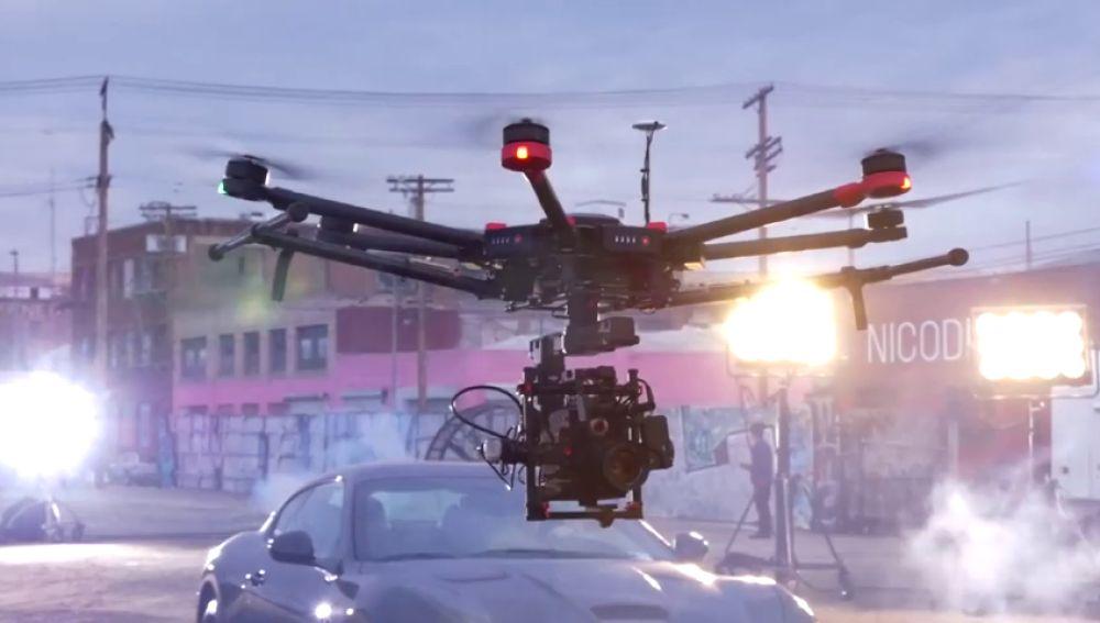 El 'Equipo Pegaso', la unidad de la Guardia Civil que controla los drones