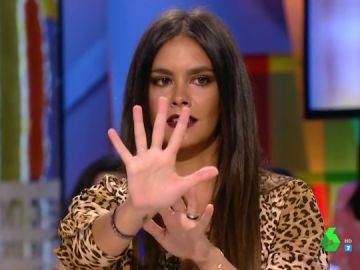 Cristina Pedroche hace el #Handchallenge