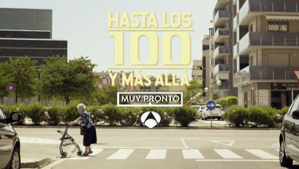 'Hasta los 100 y más allá', un programa especial que se estrenará muy pronto en Antena 3