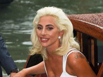 Lady Gaga en el Festival de Venecia