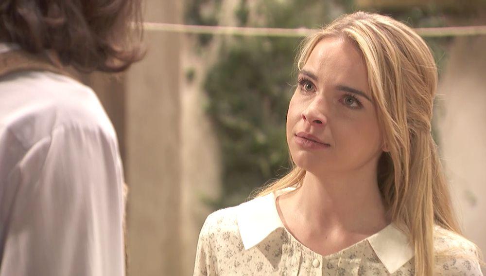 """Antolina, a Isaac: """"¿Vas a abandonarme soltera, mancillada y con un hijo?"""""""