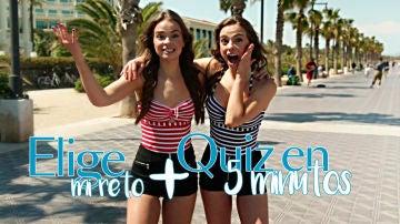 Musical.ly en la playa, yoga challenge ¡Descubre qué retos propusisteis a @twin_meoldy! #listaen5minutos