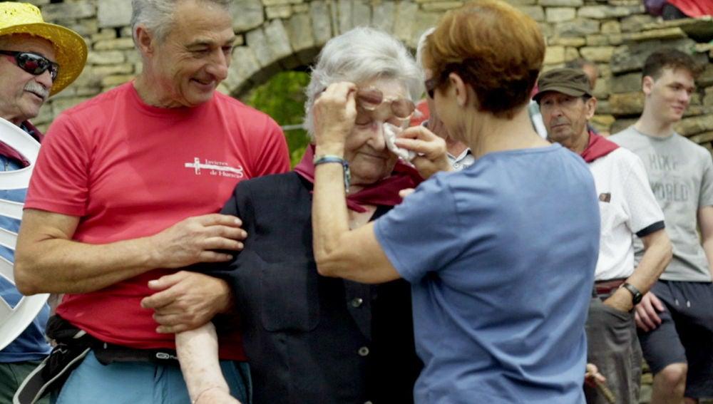 'Hasta los 100 y más allá', un programa especial de Antena 3 en el que se cumplirá el sueño de una mujer centenaria