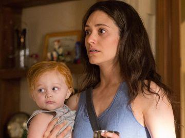 Emmy Rossum en 'Shameless'